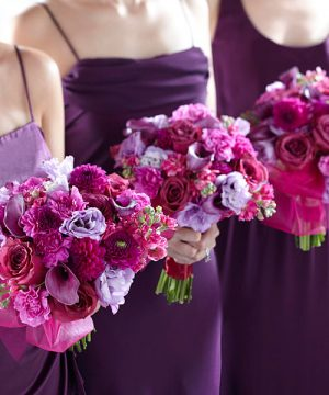 Bridesmaids Garden Bouquet