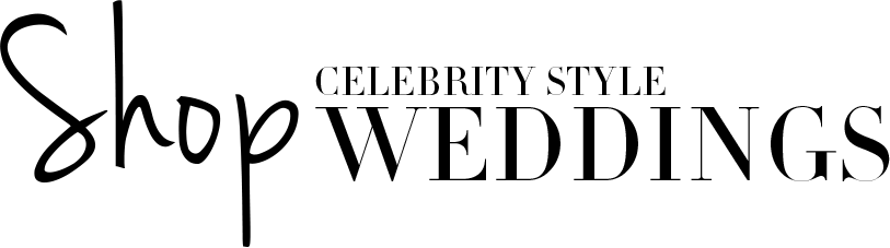 Celebrity Style Weddings Shop