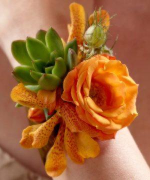 Irresistible Love Wrist Corsage