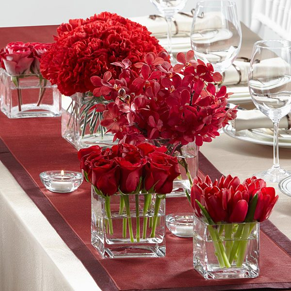 Modern Grace Centerpiece