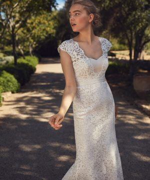 Phase Eight Maegen Lace Bridal Dress