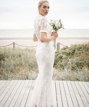 Phase Eight Poppy Embroidered Bridal Dress