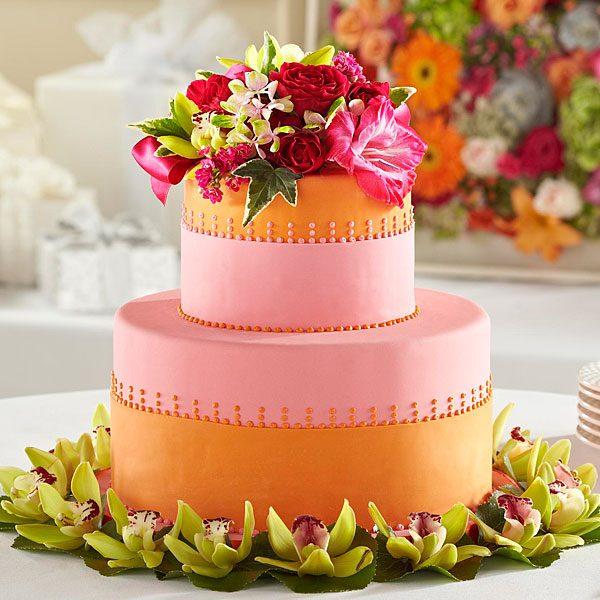 Sweet Citrus Cake Dcor