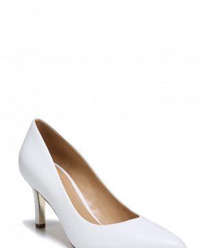 Women's Naturalizer Natalie Pointy Toe Pump, Size 7.5 M - White