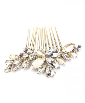 Brides & Hairpins Abril Comb