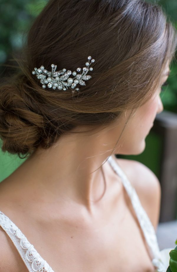 Brides & Hairpins 'Catherine' Jeweled Hair Comb