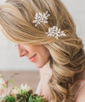 Brides & Hairpins Set Of 2 Efi Combs