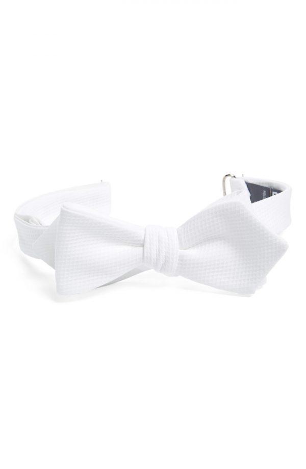 Men's Bonobos Pique Cotton Bow Tie