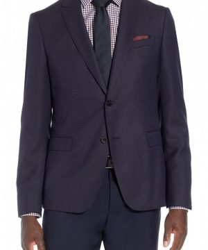 Men's Boss X Nordstrom Nobis Trim Fit Wool Blazer