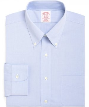 Men's Brooks Brothers Classic Fit Solid Dress Shirt (3 For $207)