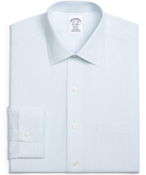Men's Brooks Brothers Regular Fit Stripe Dress Shirt (3 For $207)