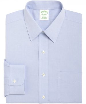 Men's Brooks Brothers Trim Fit Solid Dress Shirt (3 For $207)