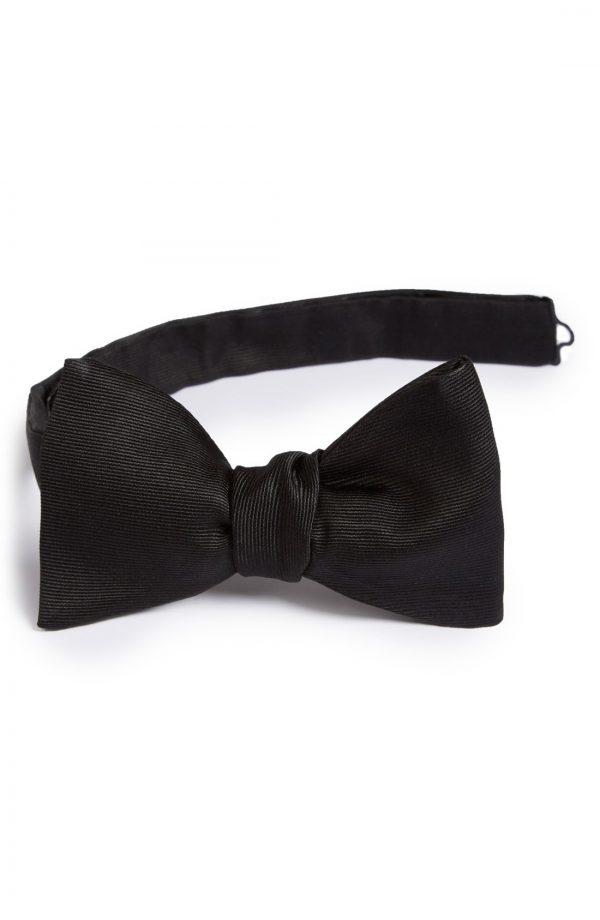 Men's Eton Silk Bow Tie