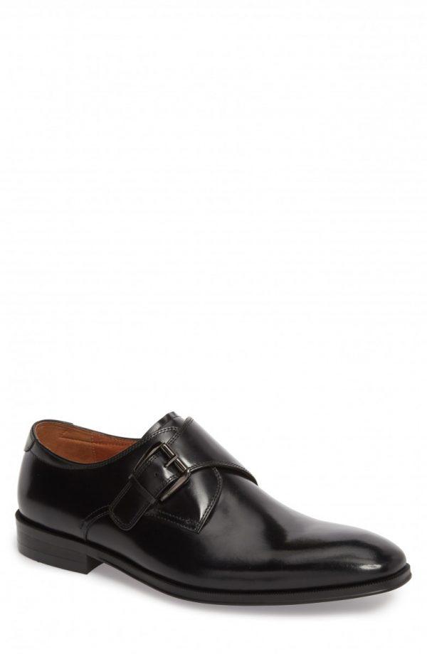 Men's Florsheim Belfast Single Strap Monk Shoe