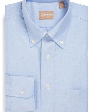 Men's Gitman 'Cambridge Oxford' Regular Fit Dress Shirt