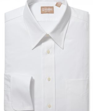 Men's Gitman Regular Fit Solid Dress Shirt