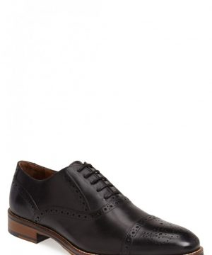 Men's Johnston & Murphy Conard Cap Toe Oxford