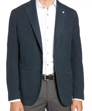 Men's L.b.m 1911 Classic Fit Cotton Sport Coat