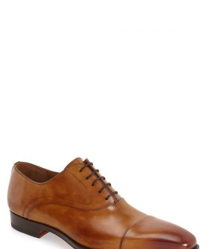 Men's Magnanni Saffron Cap Toe Oxford