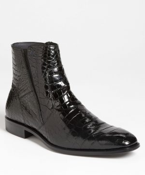 Men's Mezlan 'Belucci' Alligator Boot
