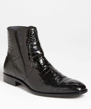 Men's Mezlan 'Belucci' Alligator Boot