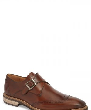 Men's Mezlan Feresta Wingtip Monk Shoe
