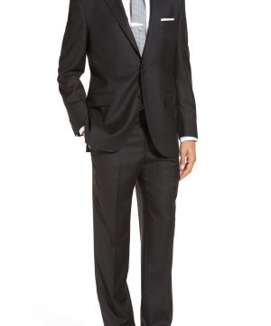 Men's Peter Millar Flynn Classic Fit Solid Wool Suit