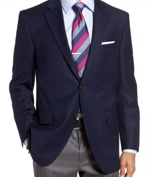 Men's Peter Millar Flynn Classic Fit Wool Blazer
