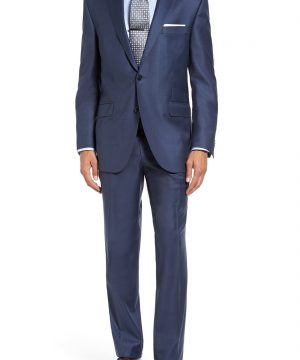 Men's Peter Millar Flynn Classic Fit Wool Suit
