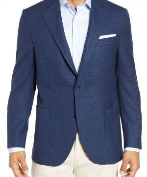 Men's Peter Millar Hyperlight Classic Fit Wool Sport Coat