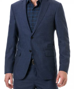 Men's Rodd & Gunn Egmont Village Regular Fit Wool Travel Blazer