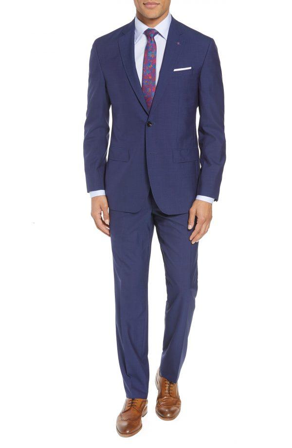 Men's Ted Baker London Jay Trim Fit Suit