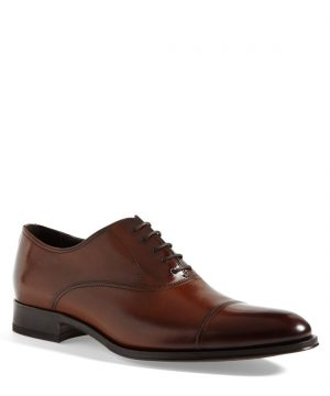 Men's To Boot New York Brandon Cap Toe Oxford