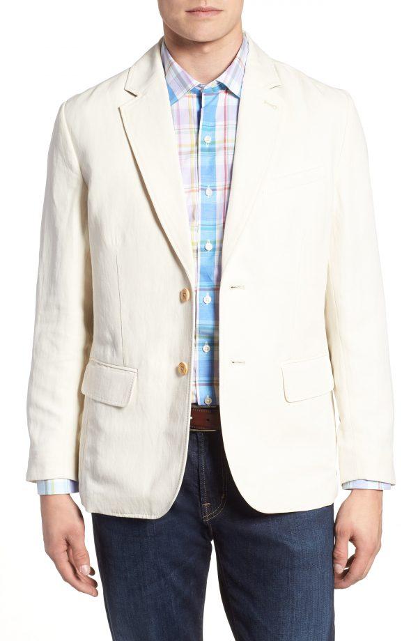 Men's Tommy Bahama Monterey Silk & Linen Blazer