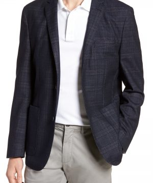 Men's Vince Camuto Dell Aria Unconstructed Sport Coat