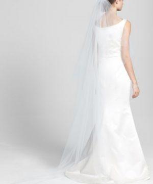 Wedding Belles New York 'Ellen' Cathedral Veil