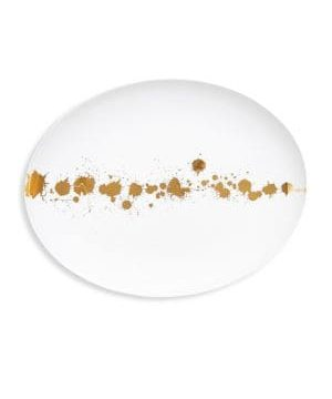 1948 Oval Serving Plate