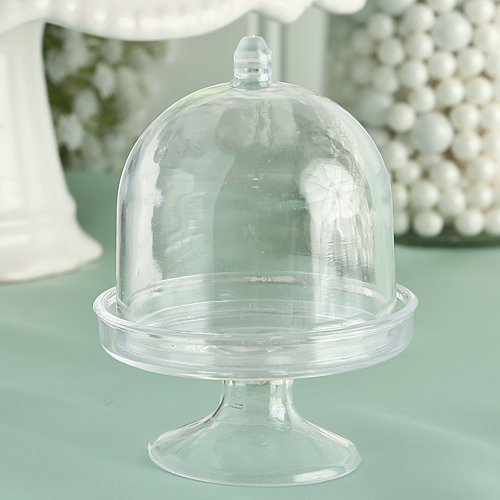 Acrylic Cake Stand with Lid