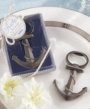 """Anchor"" Nautical - Themed Bottle Opener"