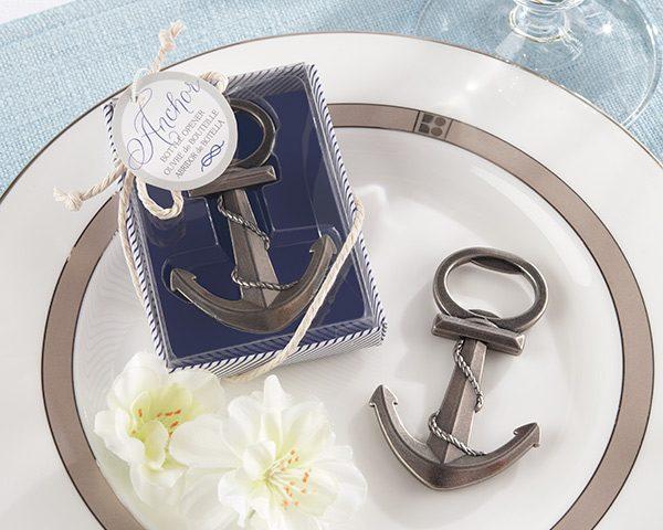 """Anchor"" Nautical - Themed Bottle Opener"
