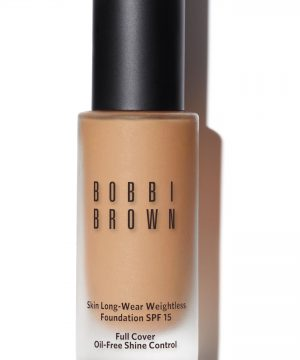 Bobbi Brown Skin Long-Wear Weightless Foundation Spf 15 - 2.5 Warm Sand