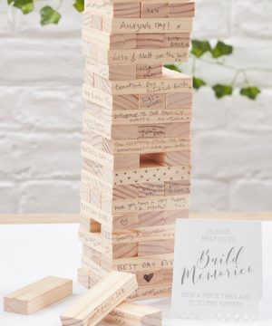 Building Blocks Guest Book