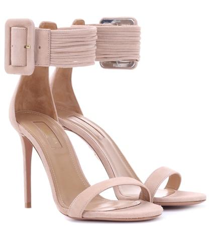 Casablanca 105 suede sandals