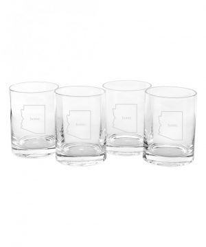 Cathy's Concepts 'Home State' Glasses, Size One Size - None