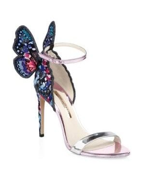 Chiara Embroidered Sandals