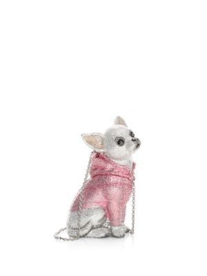 Chihuahua Box Clutch