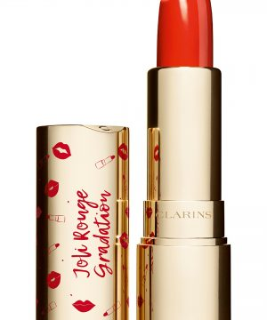 Clarins Joli Rouge Gradation Lipstick - 711 Papaya/761 Spicy Chili