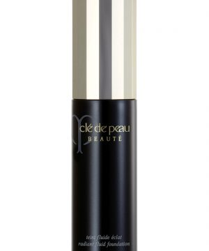 Cle De Peau Beaute Radiant Fluid Foundation Spf 24 - I10 - Very Light Ivory