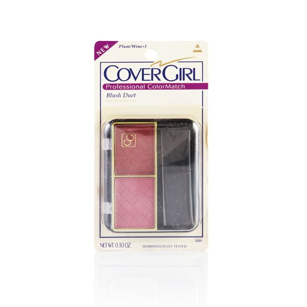 Cover Girl Professional Color Match Blush Duet
