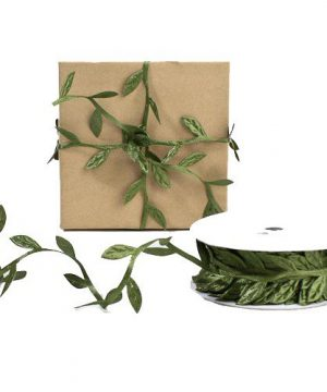Decorative Leaf Ribbon